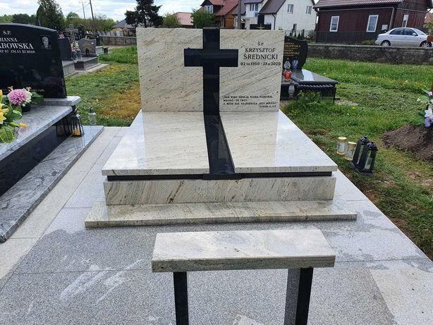 Kamieniarstwo-Nagrobki granit marmur nagrobek pomnik