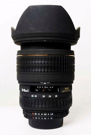 Sigma 20x40 DG EX 2.8 para Nikon