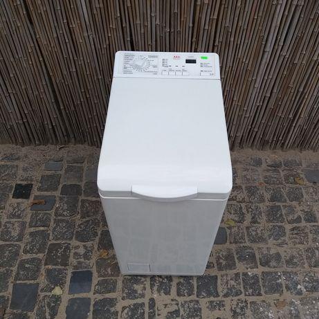 Вертикальная стиральная машина AEG привезена из Германии