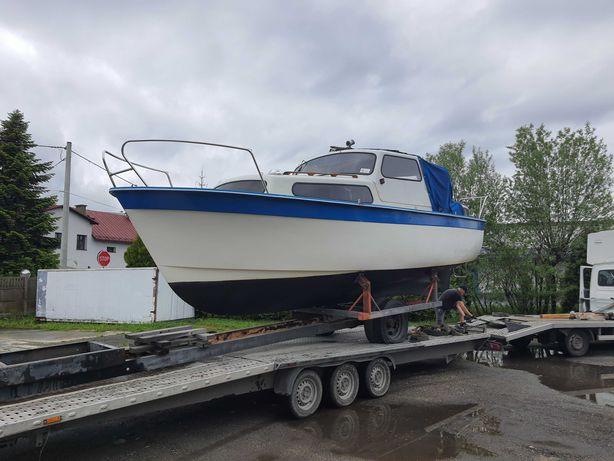 Łódz motorowa Albin 25 Delux Diesel