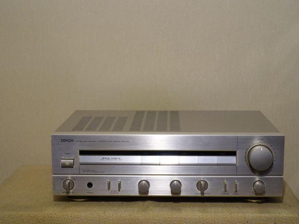 Музыкальный HI-FI усилитель optical class A DENON PMA-520A (2х110Вт)