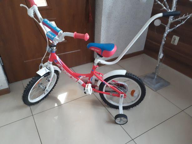 Rowerek dziewczęcy Indiana bmx