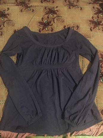 ХБ блузка для беременных. Одежда для беременных.