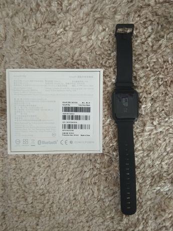 Zegarek Xiaomi Huami AMAZFIT Bip Smart Watch Onyx black