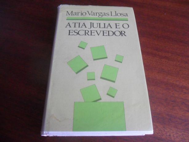 """""""A Tia Julia e o Escrevedor"""" de Mario Vargas Llosa"""
