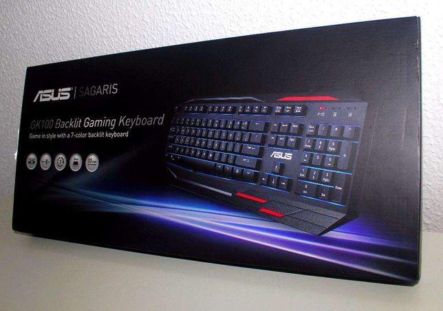 Teclado Asus ROG Gaming LED RGB