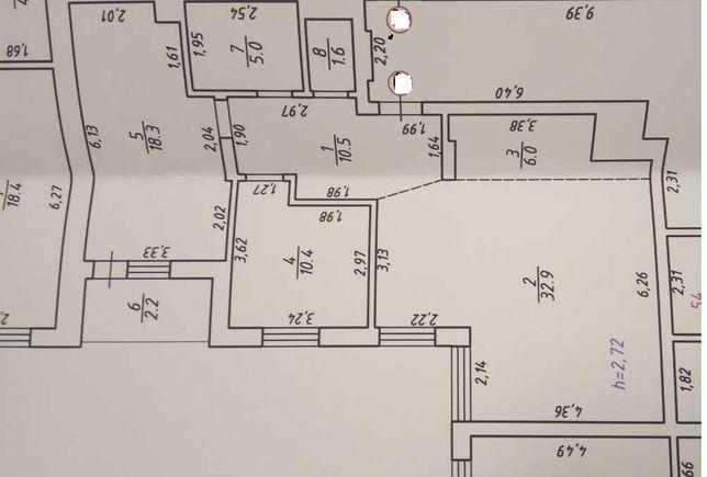 продаж квартири новітнього класу вул.В Великого 10