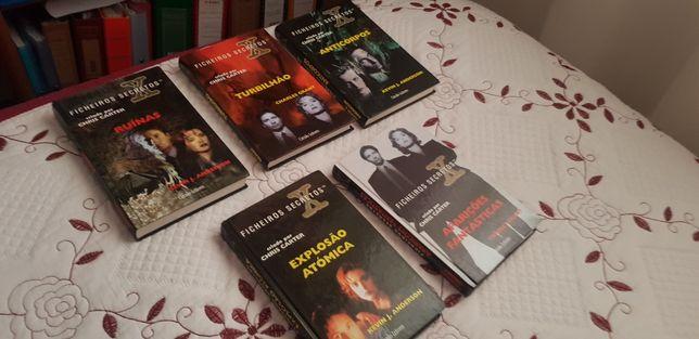 Livros x files