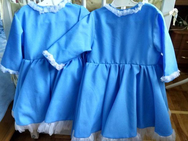 Плаття на рочок для двійні,платье для девочки двойня
