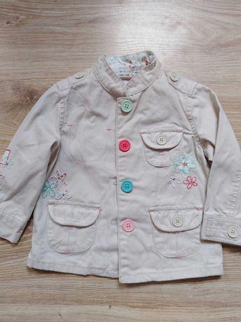 Kurteczka niemowlęca,  bluza, kurtka dla dziewczynki, żakiecik wiosna
