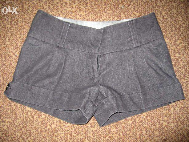 Модні короткі шорти, розмір 36-38, 50 грн.