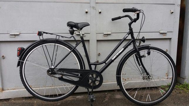 Немецкий велосипед на планетарке