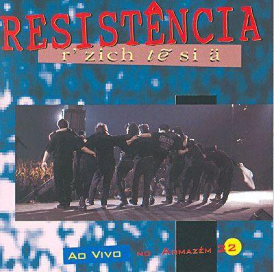 CD Resistência - Ao Vivo no Armazém 22 (2 CD) - NOVO!! ESGOTADO