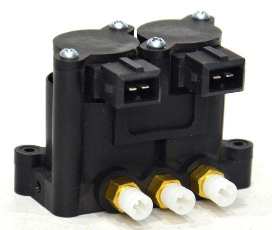 Блок клапанов пневмоподвески Bmw 5 e39 x5 e53 7 e65 e66 37226787616