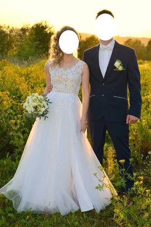 Suknia ślubna , rozmiar 36