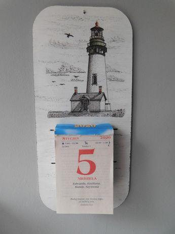 Deska pod kalendarz karteczkowy