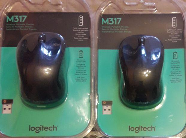 Мышка Logitech Mouse M317 Wireless.Беспроводная мышь M525, M510, M330
