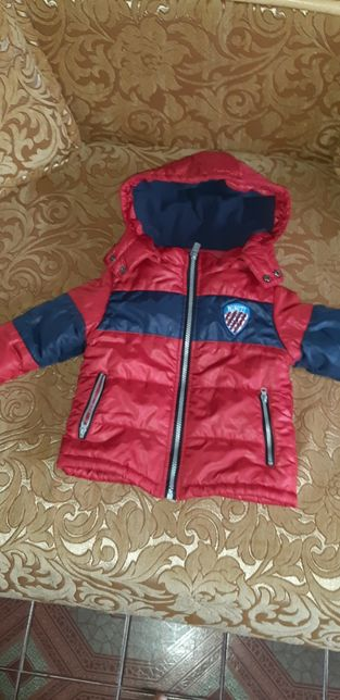 Курточка детская Миноти