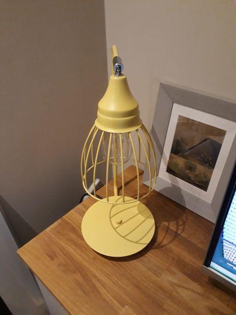 Lampa/lampka metalowa oryginalna
