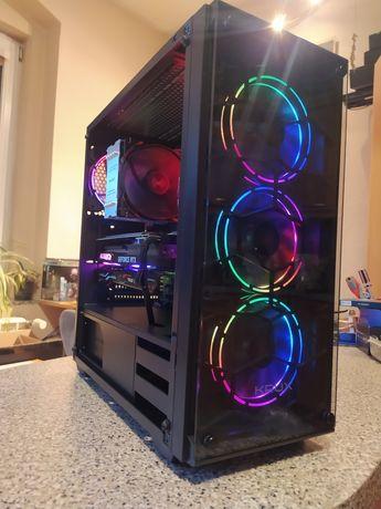 Komputer i5 10600K, RTX 2070 SUPER, 16GB DDR4, SSD M.2 1TB