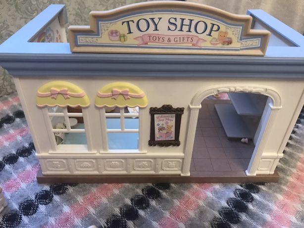 Магазин игрушек Sylvanian