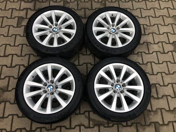 Koła letnie BMW F10, F11 8Jx18 IS30 5x120 z oponami 245/45 DOT0318