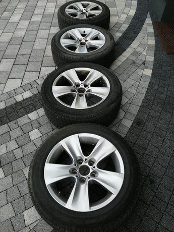 Koła Felgi BMW 5 F10 F11 opony zimowe 225/55 R17