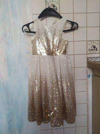 Красивое платье 5 лет