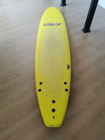 "Prancha surf softboard 9""0"