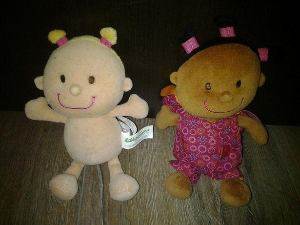 Две мягкие куколки.