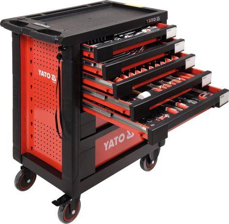 szafka warsztatowa narzędziowa na yato