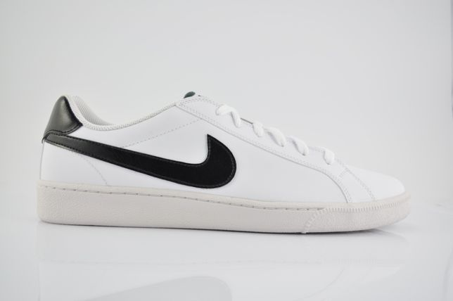 "Nike Court Majestic Leather ""White/Black"" 40 47,5 czarne PURRFECT"