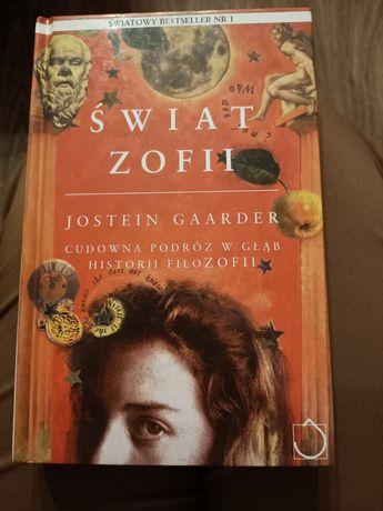 Świat Zofii Jostein Gaarder cudowna podróż w głąb historii filozofii