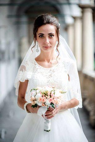 Весільне плаття,свадебное платье,весільна сукня в ідеальному стані