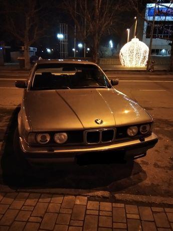 BMW e34 m50b20 на чипе
