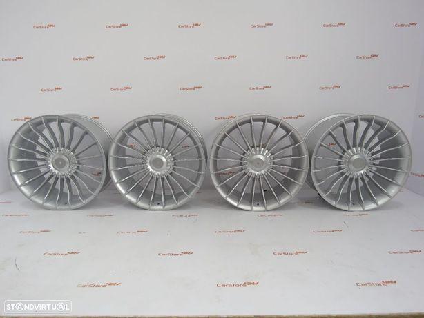 "Jantes Look BMW Alpina 20"" 8.5+9.5 Silver 5x120"