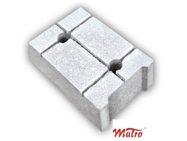 Bloczki betonowe fundamentowe Małrus bloczek betonowy fundamentowy