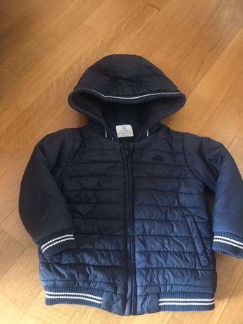 Куртка фирмы next 12-18 месяцев