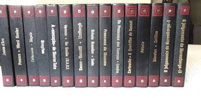 Os Grandes Julgamentos -Livros -Obras.