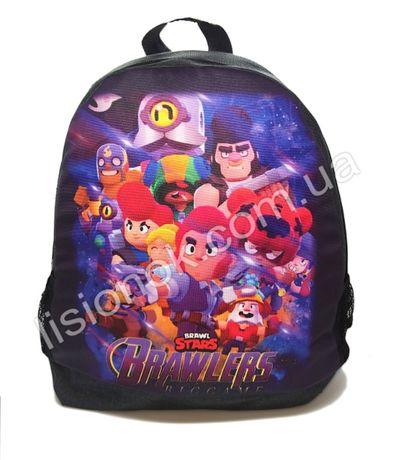 Большой рюкзак brawl stars – практичный, яркий, вместительный и легкий