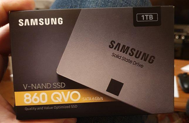 1TB SSD samsung 860 qvo