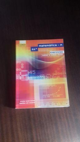 Manual auxiliar de Matemática 11 ano