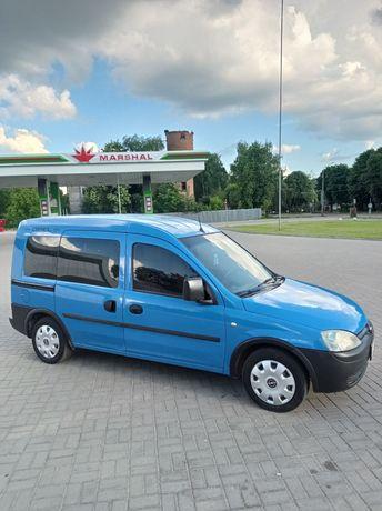 Opel Combo пассажир 2003год 1.7 дизель