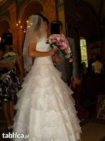 Suknia Ślubna Julietta firmy Ms Moda