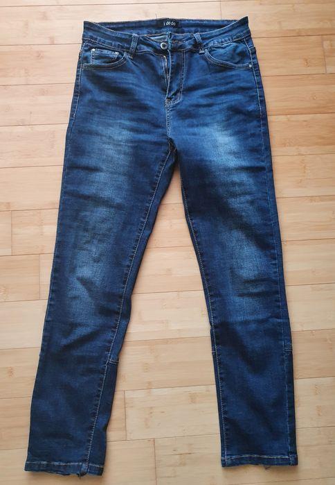 Jeansy rurki z zamkiem z tyłu 40 Toruń - image 1