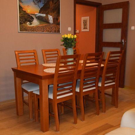 Drewniany blat stołu