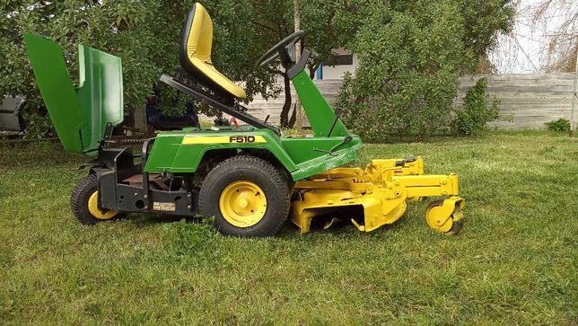 corta relva mini-tractor Jonh deere Prof. 360º