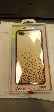 Etui pokrowiec Iphone X 5,8 Iphone 7 5,5 Comma Gear4 Nowe