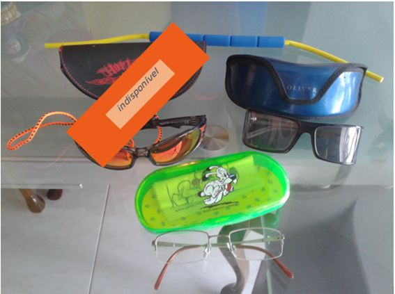 Óculos de criança