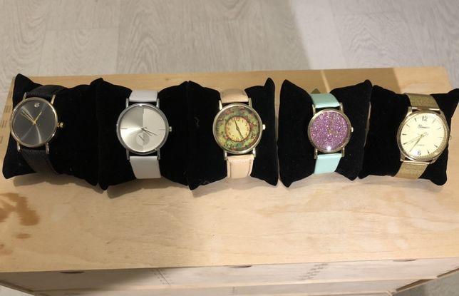 Zegarek, zestaw zegarków